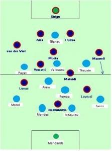 PSG 2-0 OM: compte rendu d'un classique