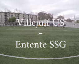 Villejuif US – Entente SSG