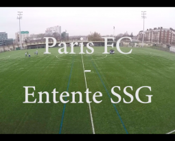 Paris FC – Entente SSG