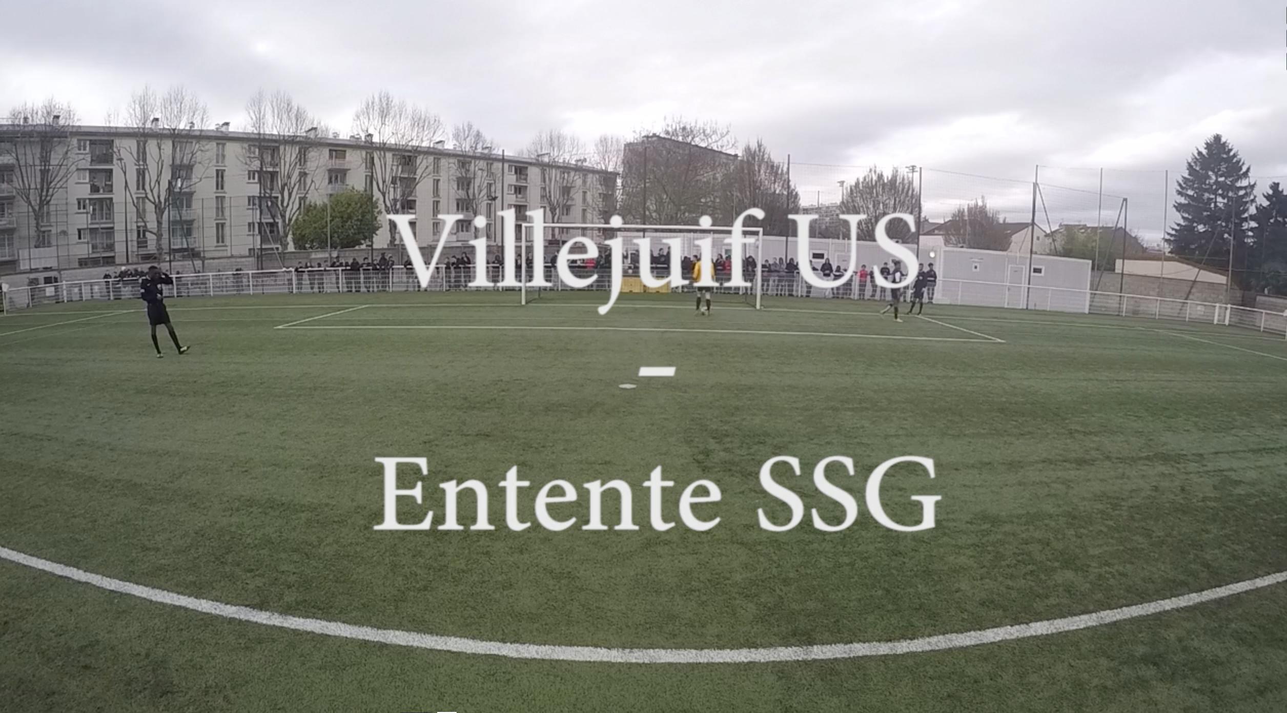 Villejuif US – Entente SSG