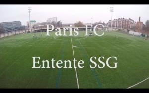 Paris FC – Entente SSG